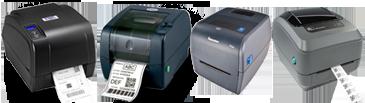 Barcode Label Printer - เครื่องพิมพ์สติ๊กเกอร์บาร์โค้ด