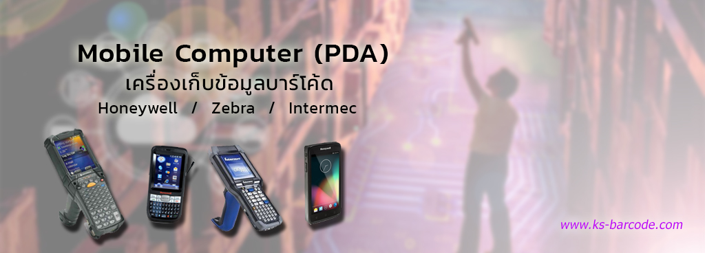 Mobile Computer (Data Collector or PDA)